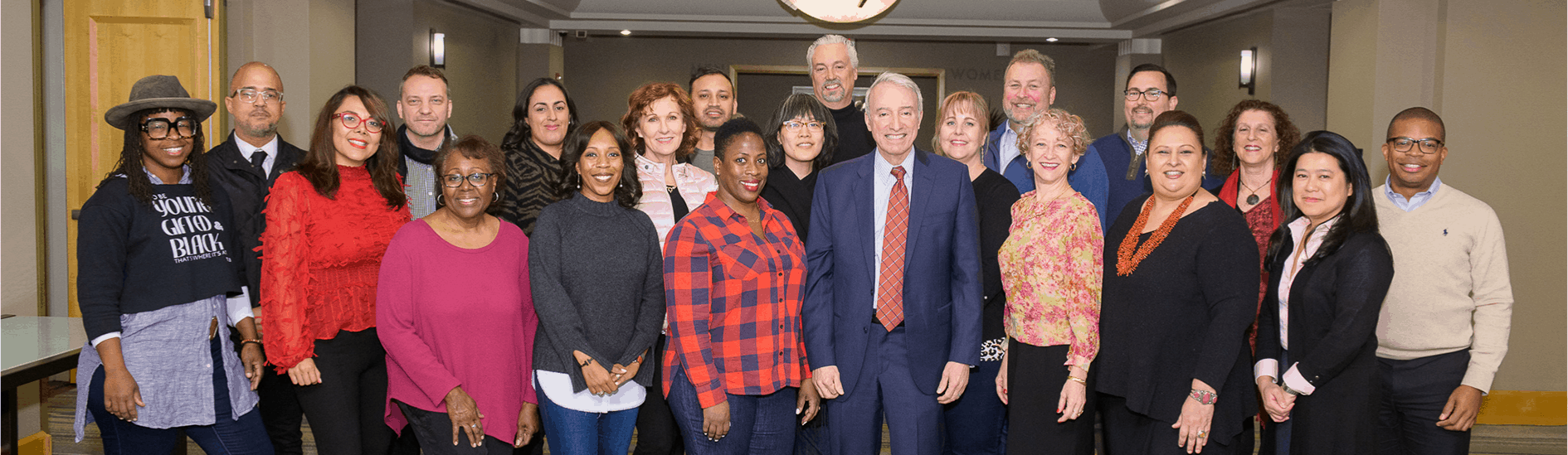 2020 Board of Directors by Adam Kissick/APAP