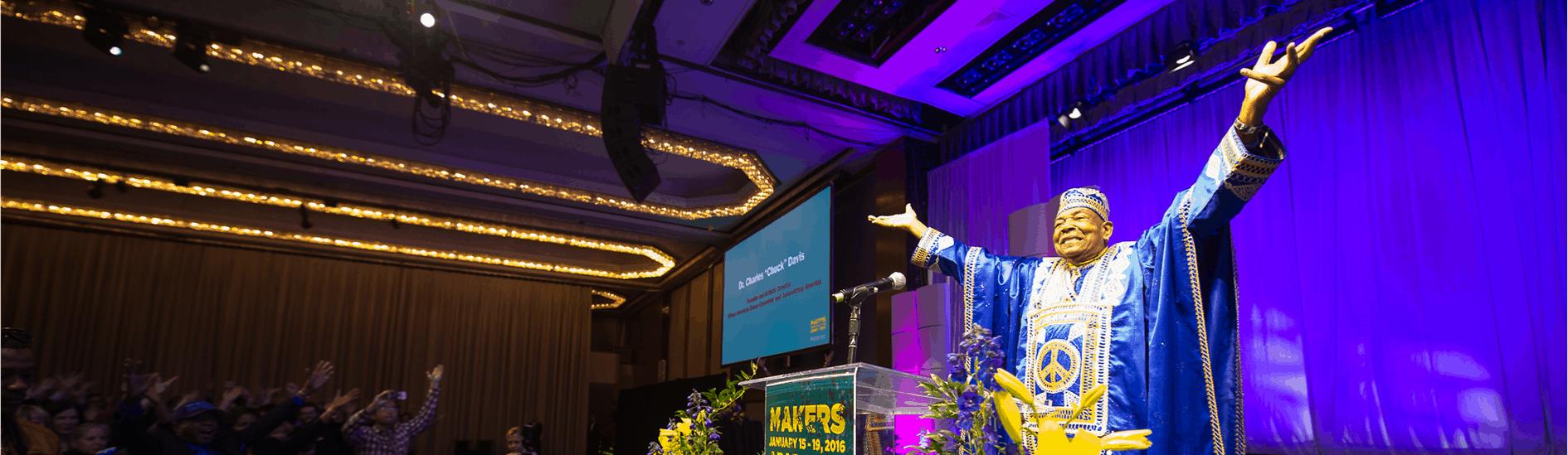 APAPNYC 2017 Awards Ceremony Babba Chuck by Adam Kissick/APAP