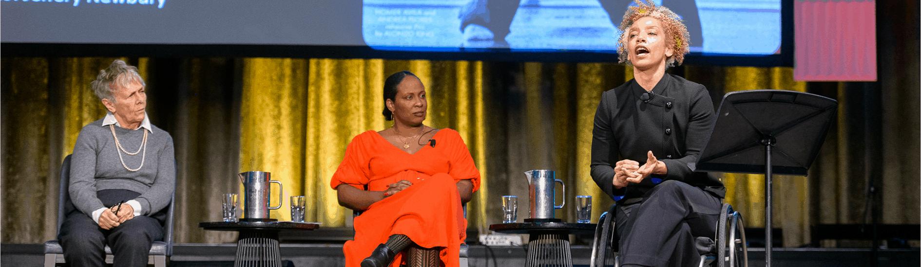 APAP|NYC 2020 Opening Plenary Speakers by Adam Kissick/APAP